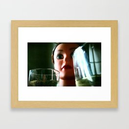 JAWN 4. Framed Art Print