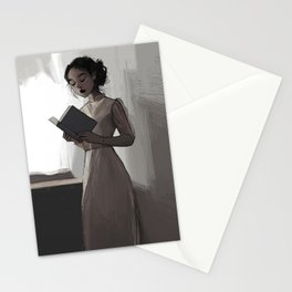 Book Stationery Cards