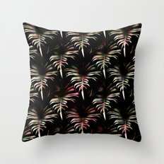Tropicalia - Leaves Pattern Throw Pillow