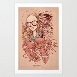 New Year's  Art Print