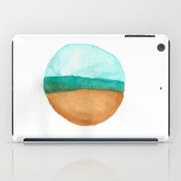 wisconsin iPad Cases featuring Wisconsin by karleegerrand