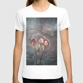 Trapped Roses T-shirt