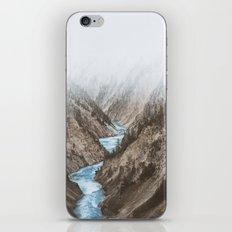 Faded Creek iPhone & iPod Skin