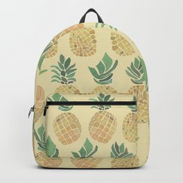 Vintage Pineapple Show Backpack