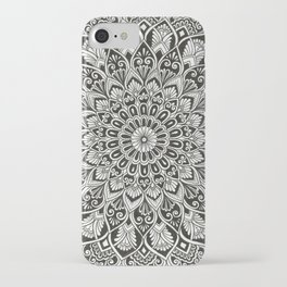 Super Silver Haze iPhone Case