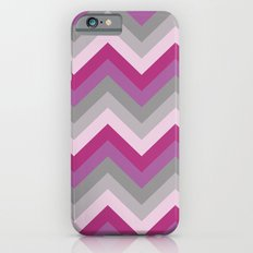 Radiant Orchid Chevron Slim Case iPhone 6s