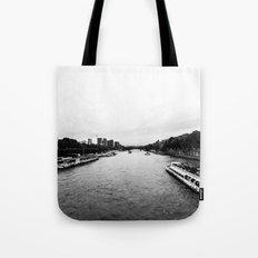 The Seine  Tote Bag