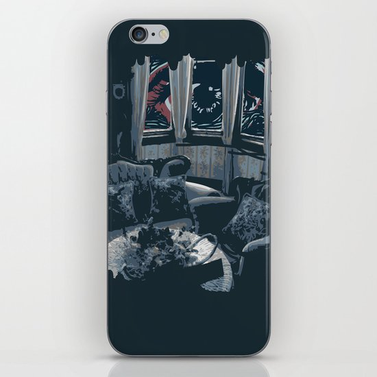 The Outsider iPhone & iPod Skin