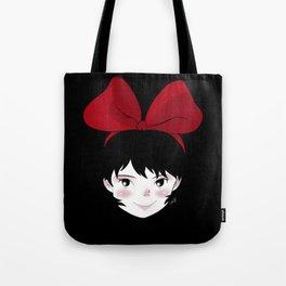 Witchy Smirk Alternative Tote Bag