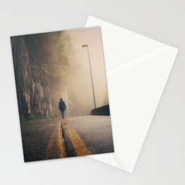 Walking Among Whispers Stationery Cards
