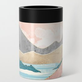 Lake Sunrise Can Cooler