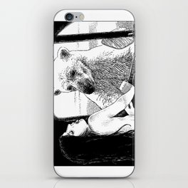 asc 371 - Le grand frère II (The family watchdog) iPhone Skin