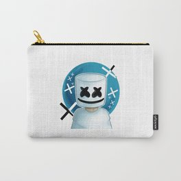 marshmello vectorized Carry-All Pouch
