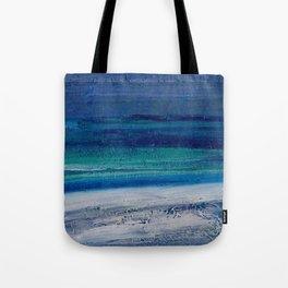 Beach Strokes Tote Bag