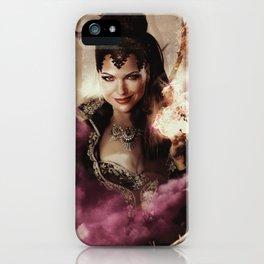 The Evil Queen 3 iPhone Case