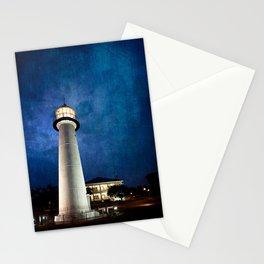 Lighthouse Blues Stationery Cards