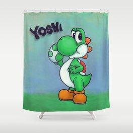 Yoshi Shower Curtain