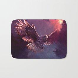 Strix owl Bath Mat