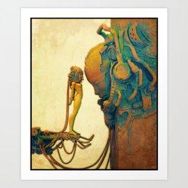 DANU Art Print