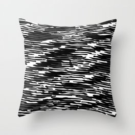 Space Dye Throw Pillow