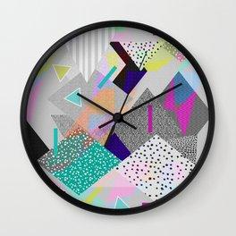 FUNDERLAND  Wall Clock