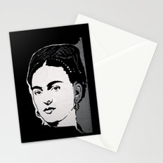 FRIDA - LIFE CURRENT WALL series... Stationery Cards