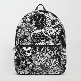 gothic lace Backpack