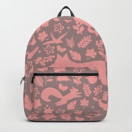 Finnish forest - Dreaming of summer Backpack