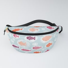 School Of Fish Kids Fanny Pack