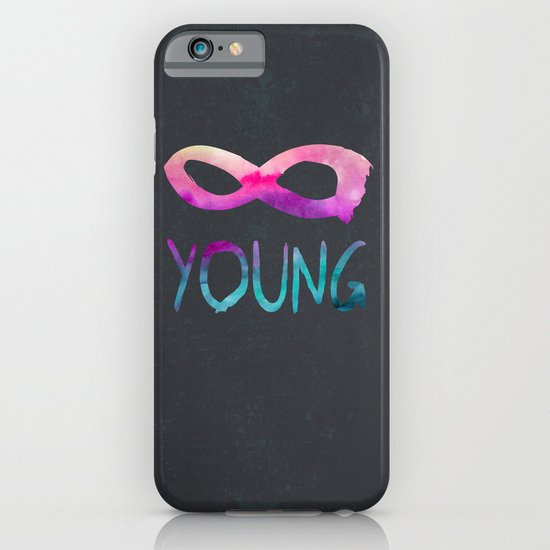 Forever Young II iPhone & iPod Case