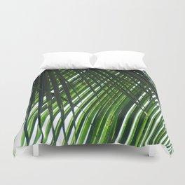 Palm in Las Palmas Duvet Cover