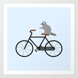 Bicycle Art Prints Society6
