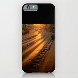 Golden hour Subotica // Serbia iPhone Case