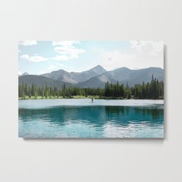 I Won't Forget You Metal Print