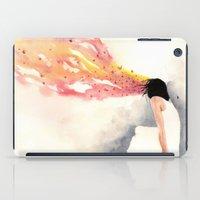 dreamer iPad Cases featuring dreamer by artbroken