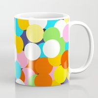 gumball Mugs featuring Gumball Machine by Haley Jo Phoenix