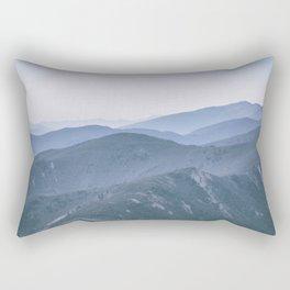 Hills #2 Rectangular Pillow