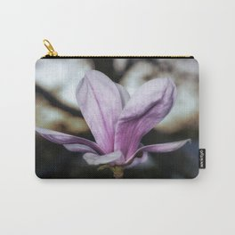 Magnolia flower at sunset Carry-All Pouch