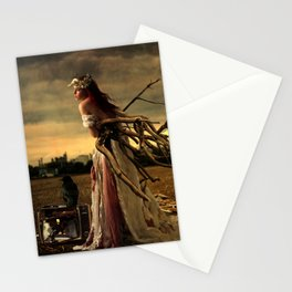 Ripe With Decay Stationery Cards