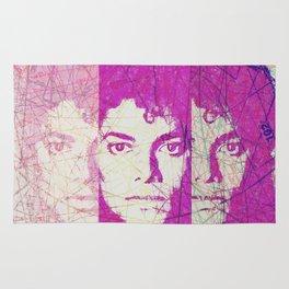 Pop art Michael Rug