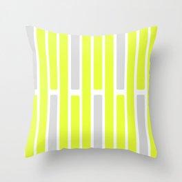 Lemon Bars Throw Pillow