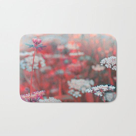 Wild flowers(3). Bath Mat