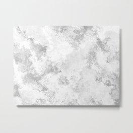 Grunge dirty surface Metal Print