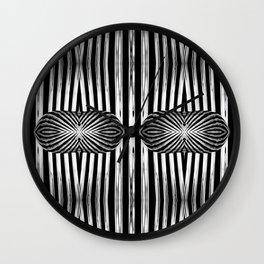 Elegant Reflex Wall Clock