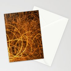 Home made fireworks Stationery Cards