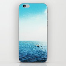 Another through the seasky iPhone & iPod Skin