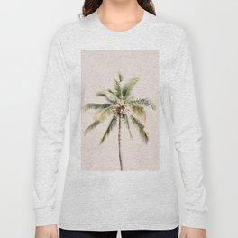 Tropical Palm Tree Long Sleeve T-shirt