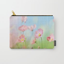Cosmos bipinnatus Flowers Carry-All Pouch
