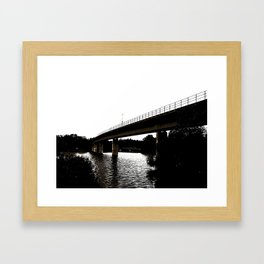 Bridge 70 Framed Art Print