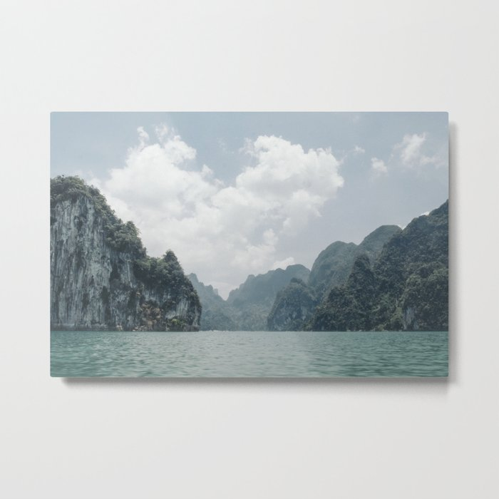 Tropical Thailand Metal Print